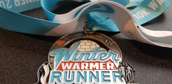 Virtual Winter Warmer Run