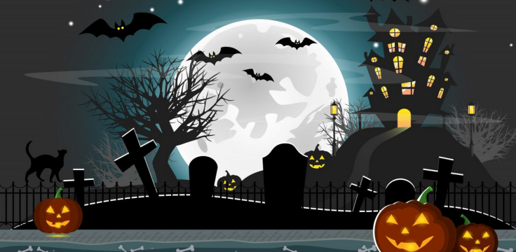 Halloween Howler Virtual Run Challenge Medal