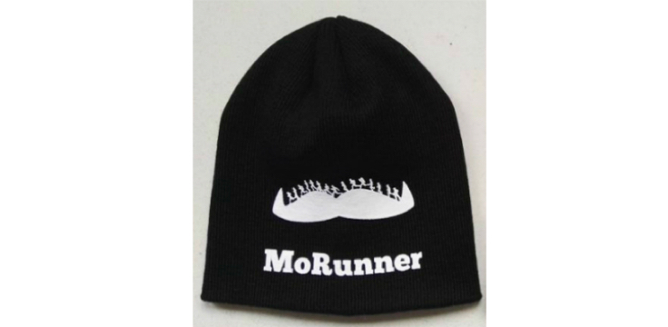 MoRun Beanies Black NO Bobble