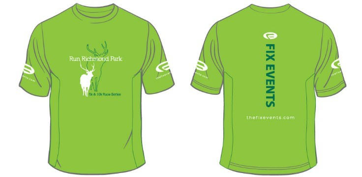 Richmond Park Technical TShirt Male